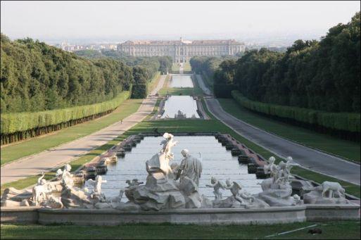 Caserta Royale Italia