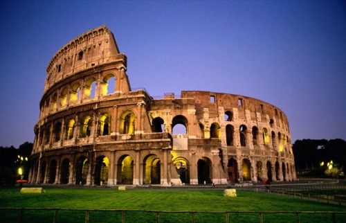 Colosseum-Roma-Italia