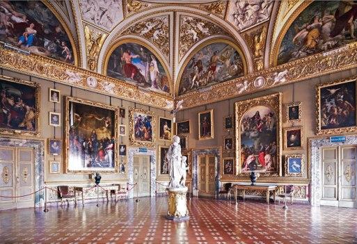 The-Palazzo-Pitti-Florence